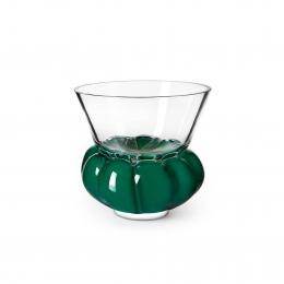 PADAM Bowl clear/green by Anna Kraitz - 55605