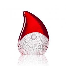 Mats Jonasson Crystal - CHRISTMAS - Santa large - 34157