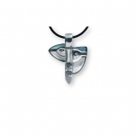 Mats Jonasson Crystal Jewellery - LIMITED EDITION Necklace Atle - 84301