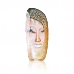 Mats Jonasson Crystal - LIMITED EDITION - MASQ Mystiqua Gold II - 65875