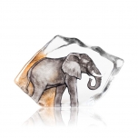 Mats Jonasson Crystal - LIMITED EDITION - WILDLIFE The Big Five - Elephant - 34114