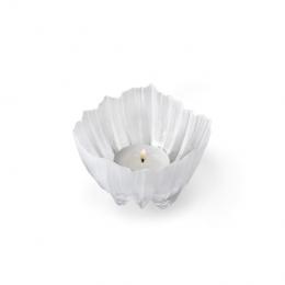Mats Jonasson Crystal - ANEMONE tealight candleholder Ø 90 mm - 55280