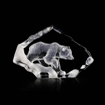 Mats Jonasson Crystal - WILDLIFE - Brown bear - 33607