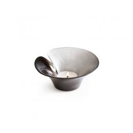 Magic Silver tealight candleholder Ø 115 mm - 56059