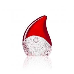Mats Jonasson Crystal - CHRISTMAS - Santa small - 34156
