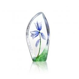 Mats Jonasson Crystal - FLORAL FANTASY Bluebell - 34214