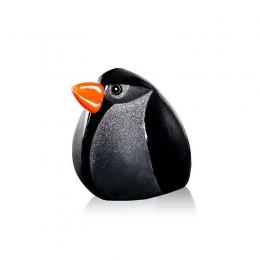 Mats Jonasson Crystal - Safari Sculptures - 'Bullet' bird small - 34070