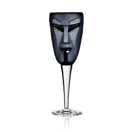 Mats Jonasson - MASQ Stemware Kubik wine glass black - 42018