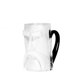 Mats Jonasson - MASQ TABLEWARE Loke Beer Mug clear - 42032