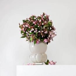 PADAM Greige vase