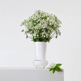 PADAM White vase