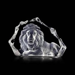 Mats Jonasson Crystal - LIMITED EDITION - WILDLIFE Lion - 13305