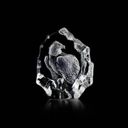Mats Jonasson Crystal - WILDLIFE -  Northern Bald Eagle - 33574